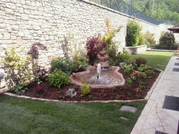 progettazione giardini ed aree verdi pubbliche brescia