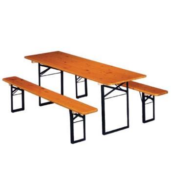 Tavolo da sagra dimensioni 70cmx2.20