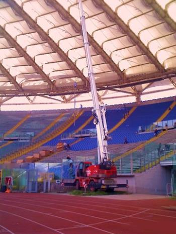 Stadio Olimpico Di Gennaro Nicola Roma