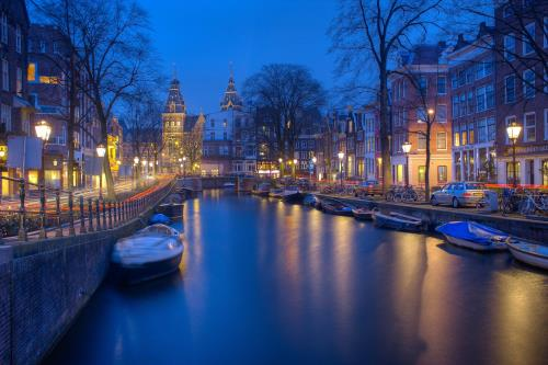 Swami Viaggi Monfalcone, Amsterdam