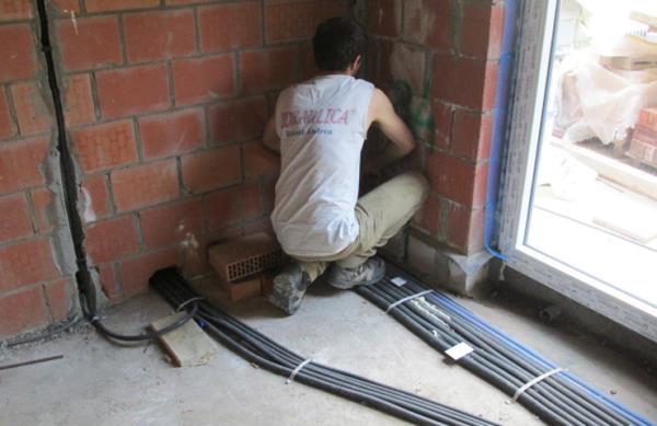 Installazione Impianti Idraulica Ronzat a Maniago Pordenone