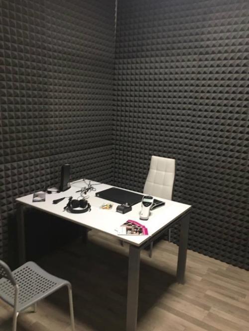Esame audiometrico Padova
