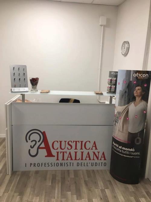 Trovi Acustica Italiana anche nelle filiali:  Trieste Vicenza
