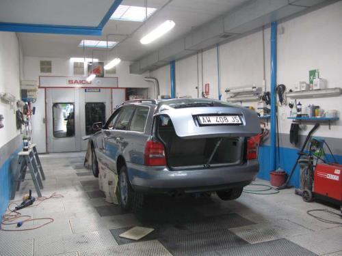 riparazioni auto Torino (TO)