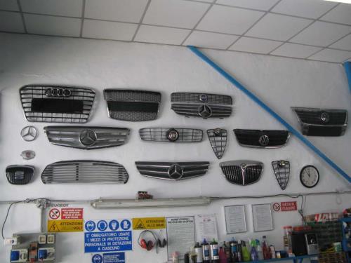 vendita ricambi auto Torino (TO)