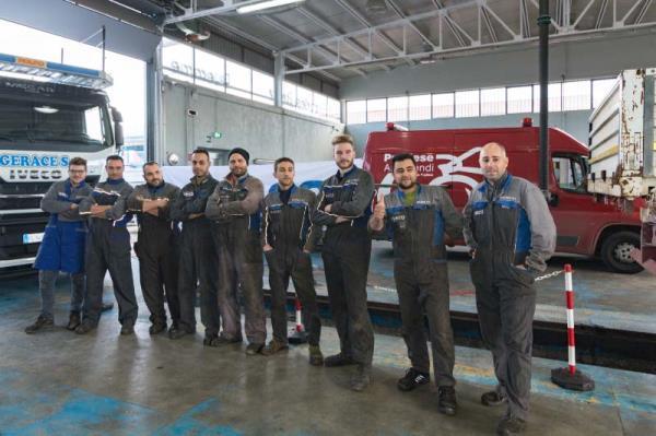 Manutenzione Veicoli Commerciali Iveco
