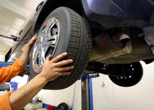 Sostituzione pneumatici a Lecce