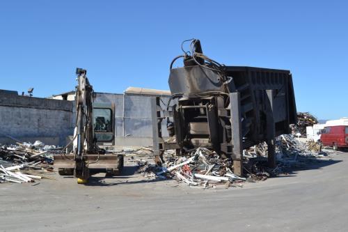 ritiro metalli Decimomannu (CA)