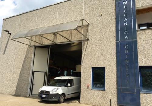 Officina Meccanica a Vedano Olona Varese