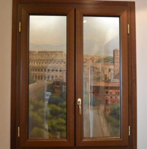 Infissi in legno e alluminio Bucci Infissi Gerano Roma