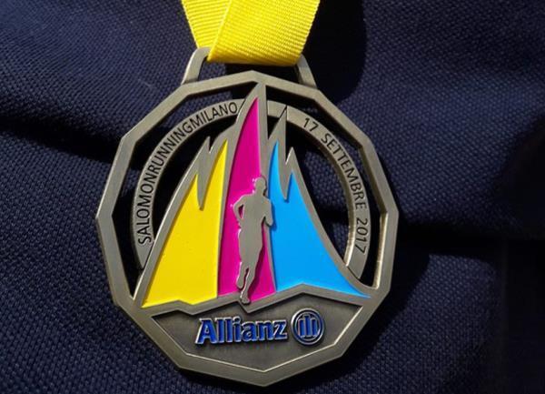 Medaglia Salomonrunningmilano