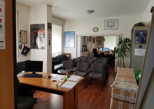 Lo Studio Acap Anaci a Livorno