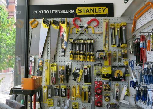 Utensileria Stanley a Pescara