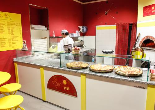 Pizzeria Sale e Sole a Lucca