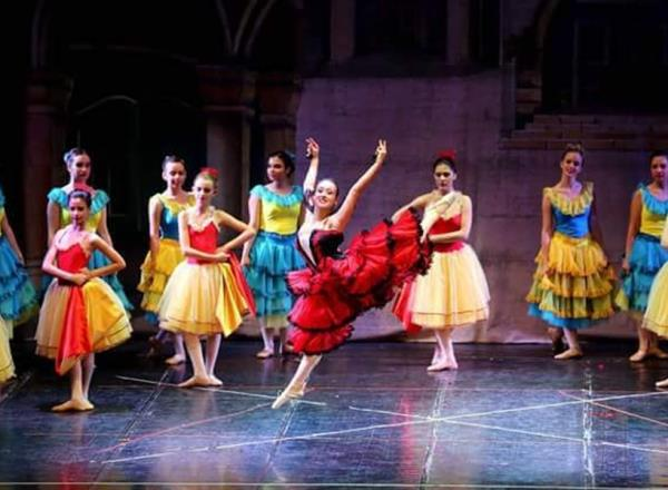 Danza a Nola Napoli
