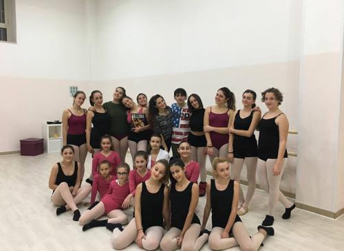 Scuola Danza Classica e Contemporanea a Nola Napoli
