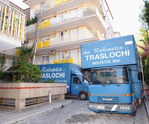 Servizio di Trasporto ad Aziende e Privati a Molfetta Bari