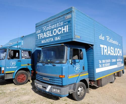 Servizio di Trasporto a Molfetta Bari