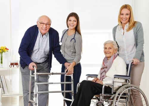 Badanti e Colf per Anziani a Bergamo