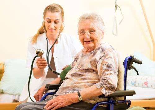 Assistenza Persone Anziane a Bergamo