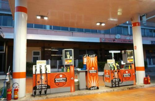 Stazione di Servizio a Monsampolo del Tronto Ascoli Piceno