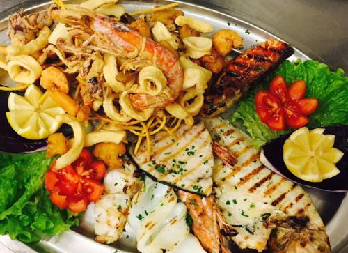 Piatti di Pesce a Peschiera del Garda Verona