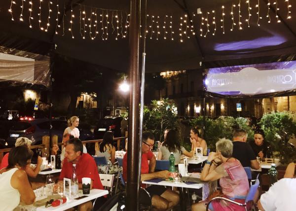 Ristorante Osteria Sleto a Catania