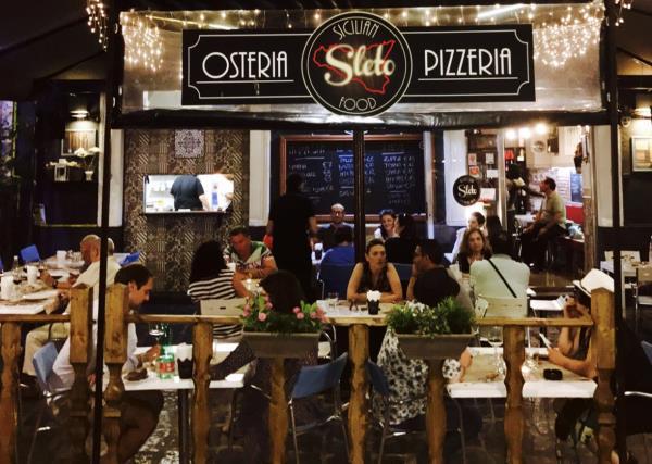 Ristorante-Osteria Sleto a Catania