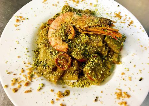 Pasta ai Frutti di Mare a Catania