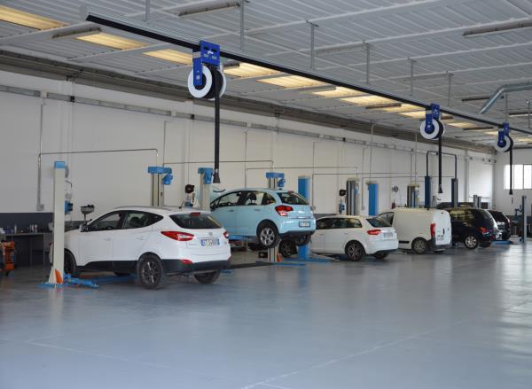 Manutenzione Meccanica Autofficina RB2 a Poggibonsi Siena