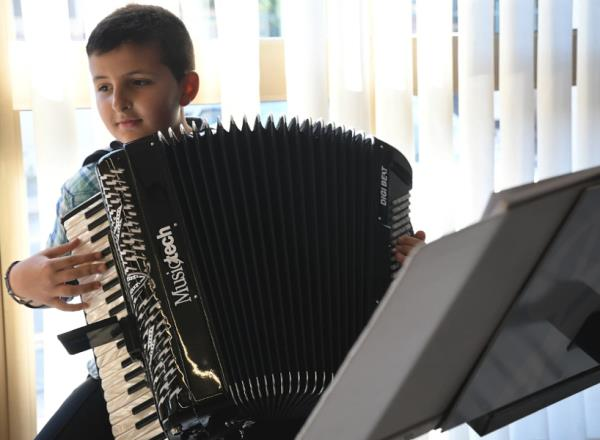 Corsi di Fisarmonica Educative School of Music a Roma