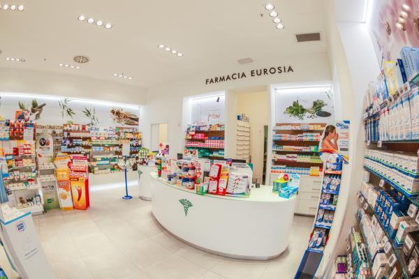 Prodotti Farmaceutici Farmacia Eurosia a Parma