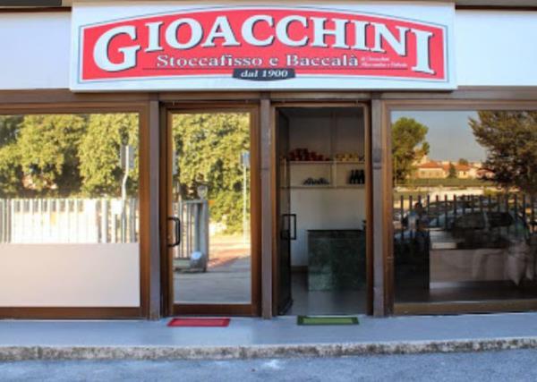 Gioacchini Stoccafisso e Baccalà dal 1900 a Ancona