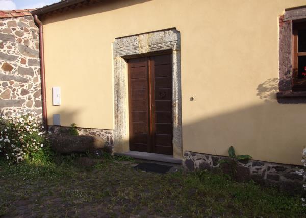 Portone Falegnameria Trogu a Paulilatino Oristiano