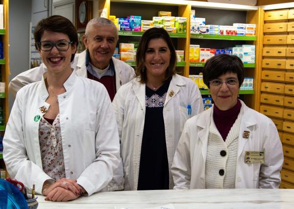 Personale Qualificato Farmacia Ambrogi a Piacenza