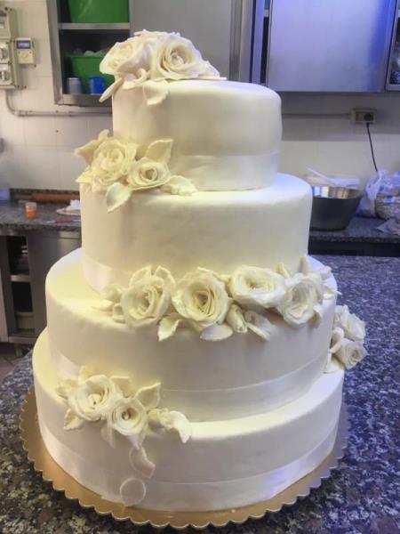 Torte artigianali per matrimoni