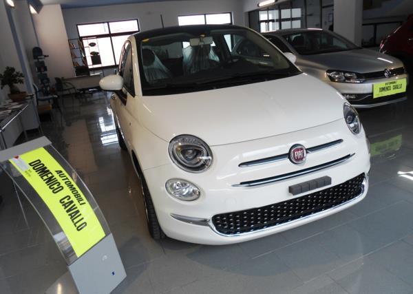 Auto Fiat Automobili Domenico Cavallo a Lizzano Taranto