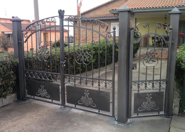 Porte Ferro Arte Ferro a Monteodorisio Chieti
