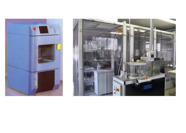 Clean Room Alta Industries srl a Scandicci Firenze