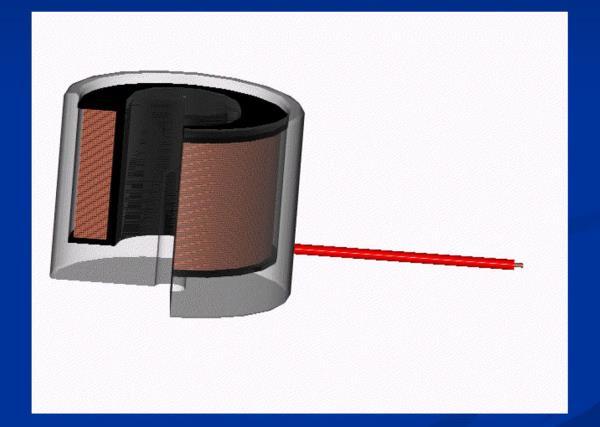 Solenoidi Modelli DS Elettromagneti di Trattenuta Alta Industries srl a Scandicci Firenze