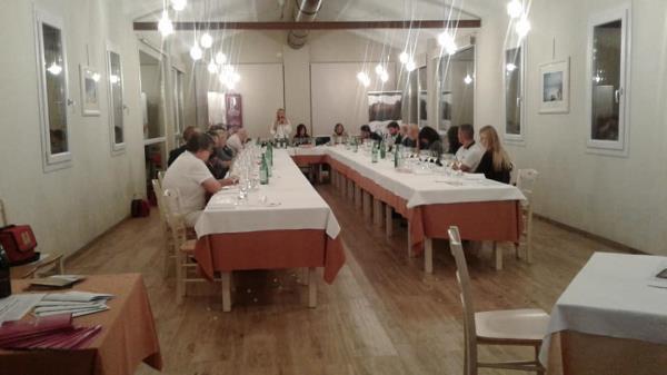 La sala meeting