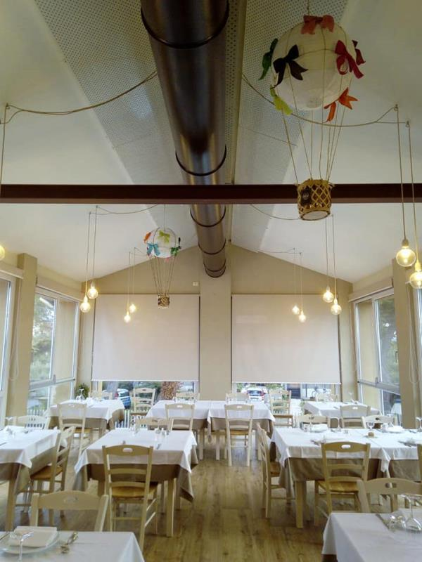 Sala ristorante affittacamere