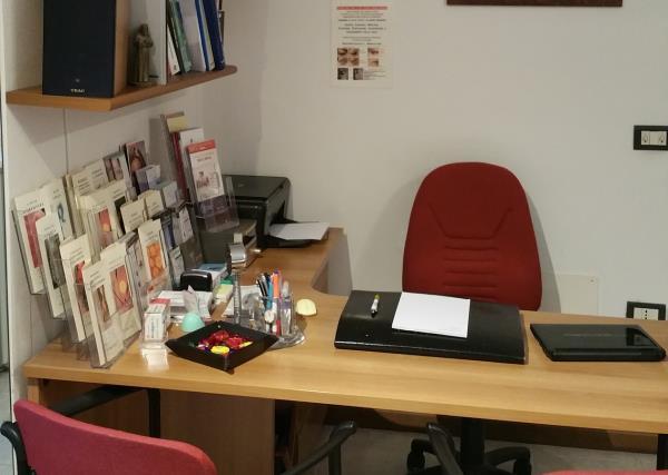 Ufficio Studio di Dermatologia Boccucci a San Martino al Tagliamento Pordenone