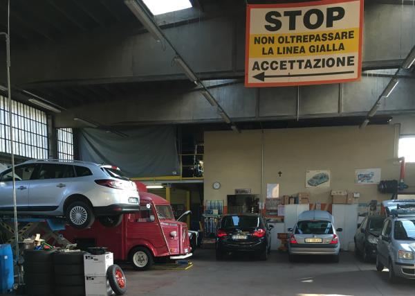 Autofficina Pagani a Oltrona Di San Mamette Como