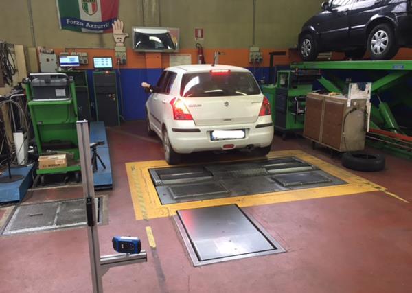 Elettrauto e Gommista Autofficina Pagani a Oltrona Di San Mamette Como