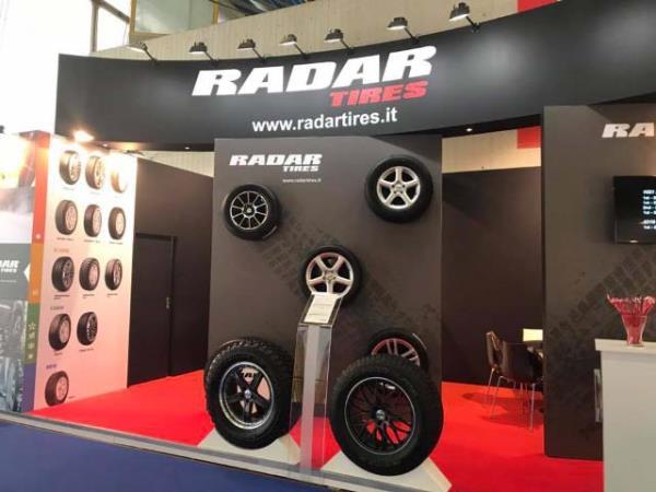 Pneumatici Radar Tires