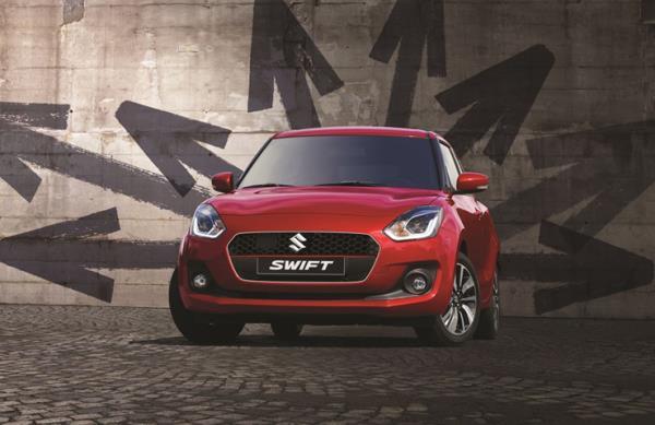 Suzuki Swift Goffi Auto a Senigallia Ancona