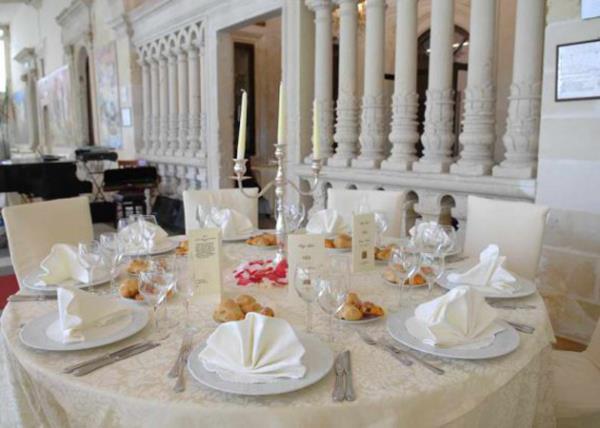 Sala Matrimoni Villa Giovanni Camillo Della Monica a Lecce