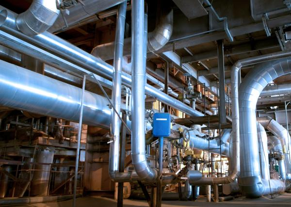 Impianto Industriale a Villotta di Chions Pordenone