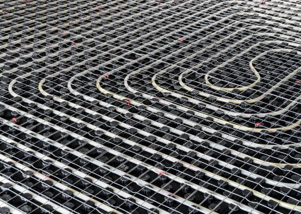 Impianto di Riscaldamento a Villotta di Chions Pordenone